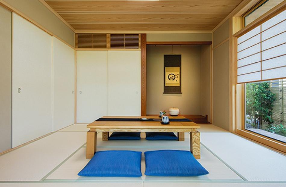 1F 和室スペース