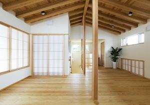 菊田建築株式会社のモデルハウス